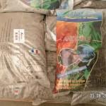 Vendita stock Liquidazione sabbia per acquario