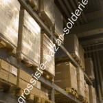 Merce stock fallimenti pallet