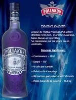 Rimanenza di Vodka Aromatizzata in liquidazione