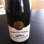 Svendita stock vino Saint Nicolas de Bourgueil