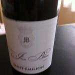 Svendita stock vino Saint Emilion