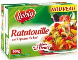 pallets alimentari di verdure Liebig